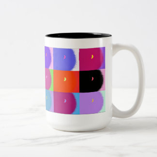 MOON Two-Tone COFFEE MUG