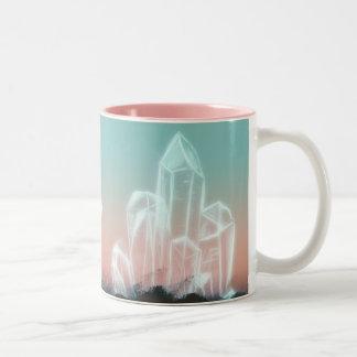 moon two-tone mug