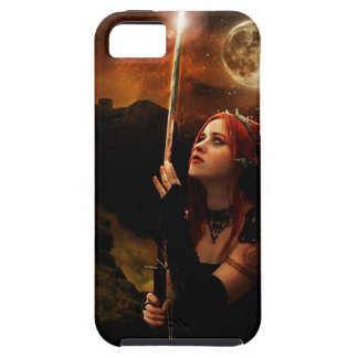 Moon warrior case for the iPhone 5