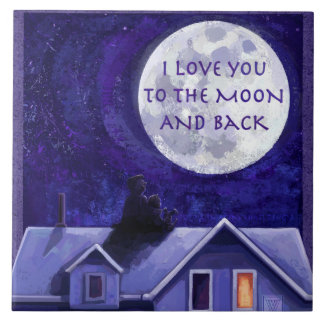 Moon Watch Ceramic Tiles