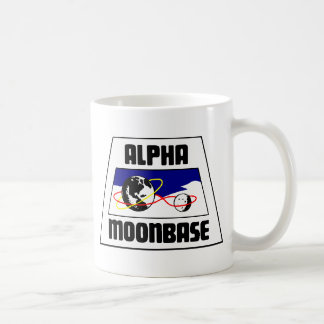 Moonbase Alpha Coffee Mug