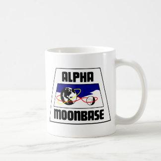 Moonbase Alpha Coffee Mug