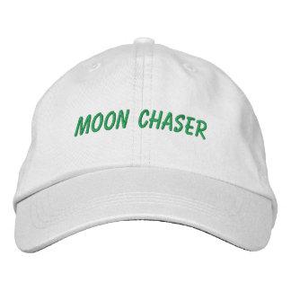 'Moonchaser' basic adjustable cap Embroidered Hat