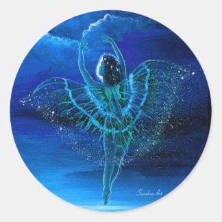 Moondancer Fairy Stickers