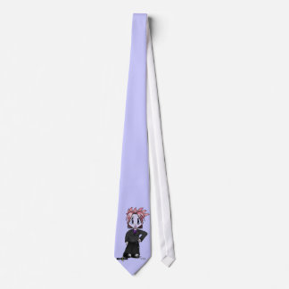 Moondial the Girl Tie