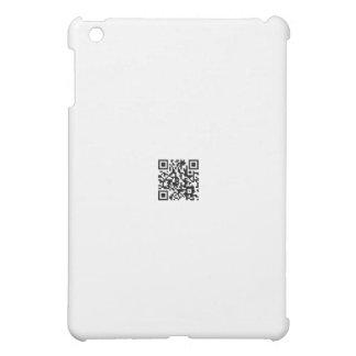 Moondials Madness QR Code iPad Case
