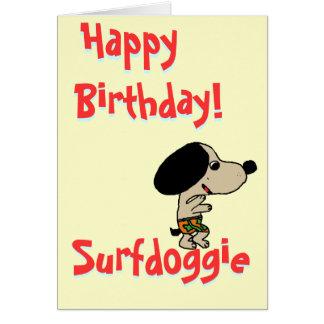 moondoggie2, Surfdoggie, Surfdoggie, Happy    B... Card