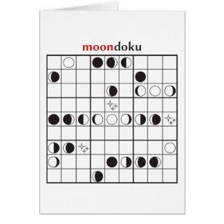 moondoku card