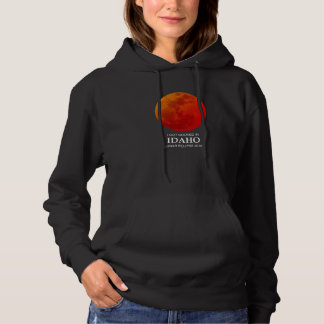 Mooned In Idaho 2018 Hoodie