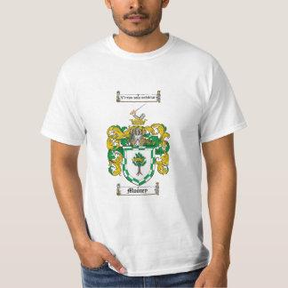 Mooney Family Crest - Mooney Coat of Arms T-Shirt