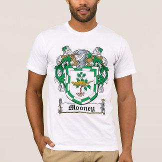 Mooney Family Crest T-Shirt