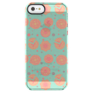Moonkeki Clear iPhone SE/5/5s Case