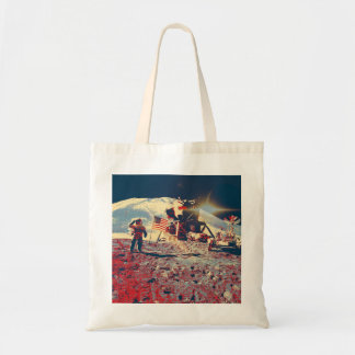 Moonland Tote Bag