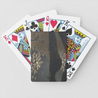 Moonlight, 1894 poker deck