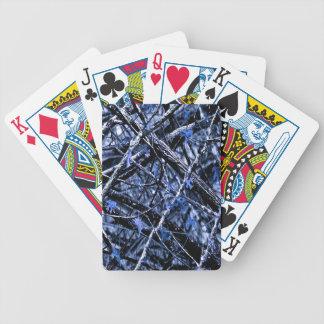 Moonlight Camo Poker Deck