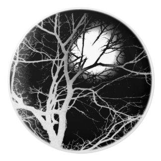 Moonlight Ceramic Knob