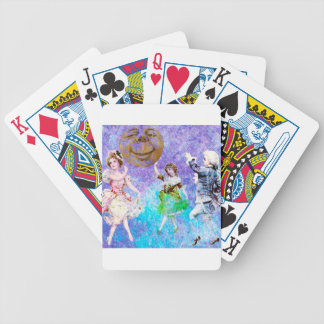 MOONLIGHT CHARADE BICYCLE PLAYING CARDS