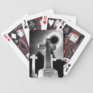 Moonlight Cross Poker Deck