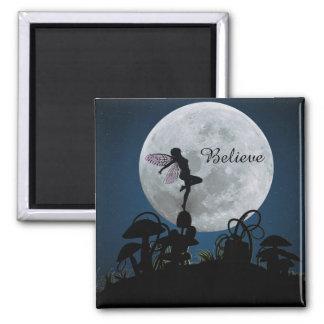 Moonlight dance believe fairy magnet