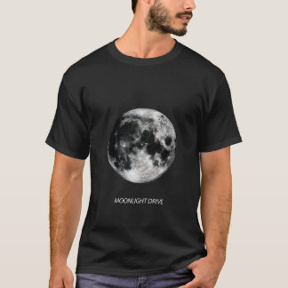 MOONLIGHT DRIVE - The Moon T-Shirt