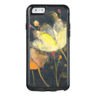 Moonlight Garden on Black OtterBox iPhone 6/6s Case