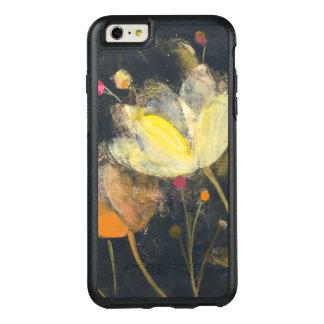 Moonlight Garden on Black OtterBox iPhone 6/6s Plus Case