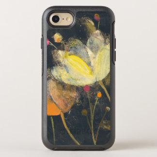 Moonlight Garden on Black OtterBox Symmetry iPhone 7 Case