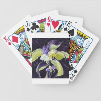 Moonlight Garden Poker Deck
