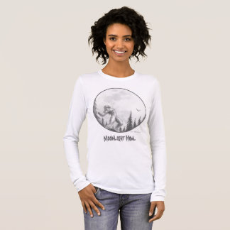 Moonlight Howl long sleeved t shirt for women