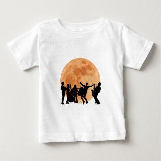 Moonlight Jazz Baby T-Shirt
