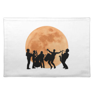 Moonlight Jazz Placemat