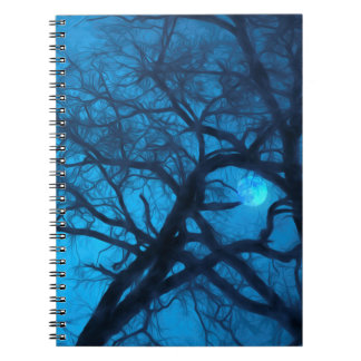 Moonlight Journal (80 Pages B&W)