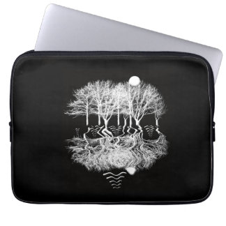 Moonlight Laptop Computer Sleeve