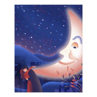 Moonlight Letterhead