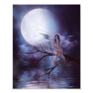 Moonlight Magic Photo Print