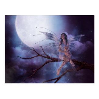 Moonlight Magic Postcard