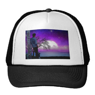 Moonlight Missing You Hat