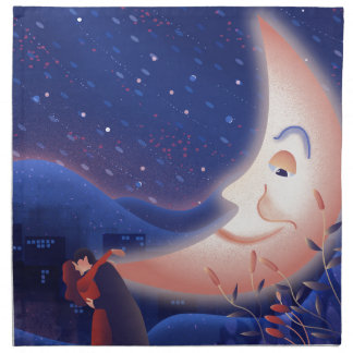 Moonlight Napkin