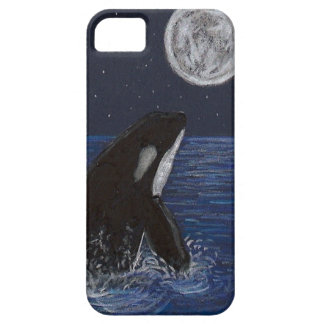 Moonlight Orca iPhone 5 Case