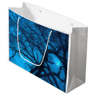Moonlight over Vermont Gift Bag - Large