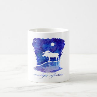 Moonlight Reflections Coffee Mug