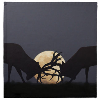 Moonlight Rut Napkins