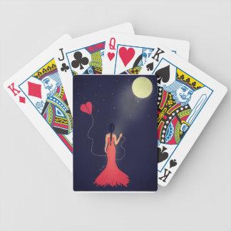 Moonlight Sadness Poker Deck