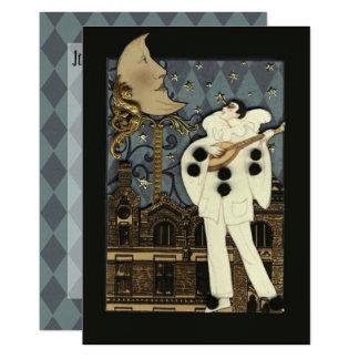 Moonlight Serenade Card