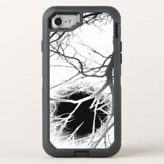 Moonlight Silhouette OtterBox Defender iPhone 7 Case