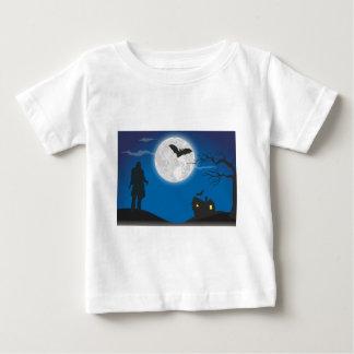 Moonlight sky baby T-Shirt