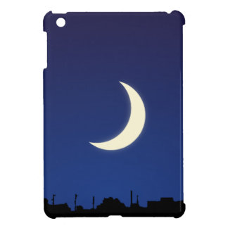 Moonlight sky iPad mini cases