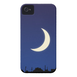 Moonlight sky iPhone 4 Case-Mate case