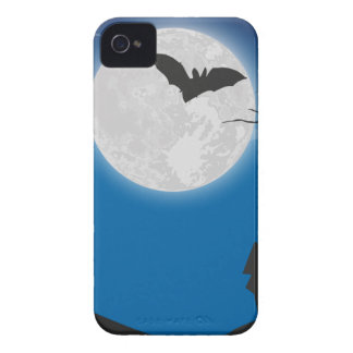 Moonlight sky iPhone 4 covers
