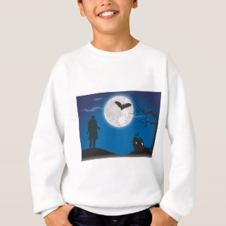 Moonlight sky sweatshirt